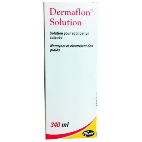 DERMAFLON HEALING LÖSUNG Spray extern 340ml