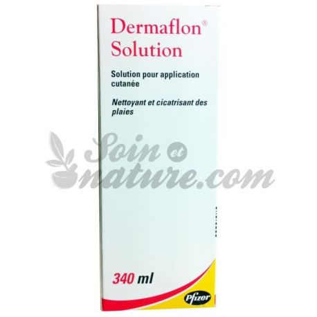 DERMAFLON SOLUTION EXTERNE SPRAY CICATRISANT 340ML