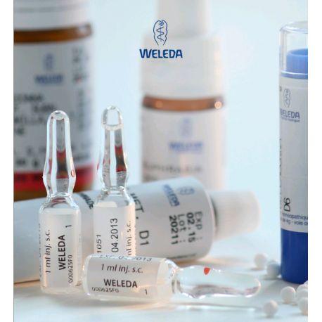 WELEDA COMPLEJO C 354 homeopáticos supositorios