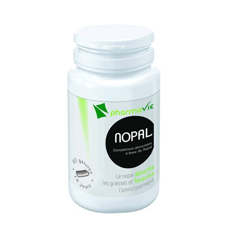 Pharmavie SLIMMING nopal 60 capsules