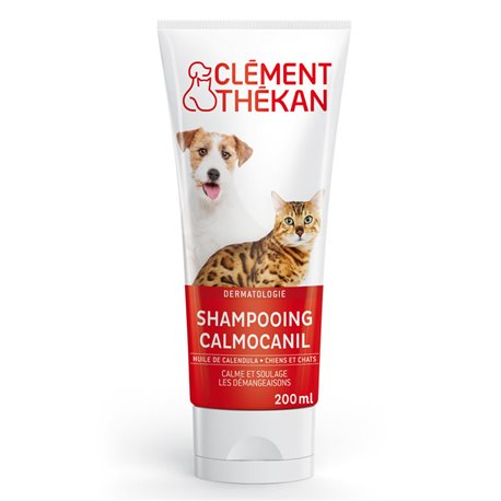 CLEMENT THEKAN CALMOCANIL SHAMPOOING APAISANT 200ML
