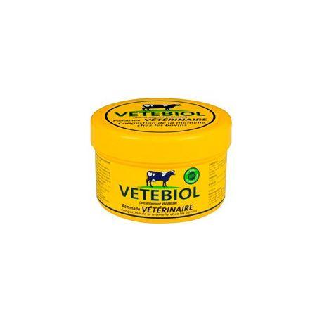VETEBIOL VEGEBOM Veterinary Ointment special pot bovine udder 400G