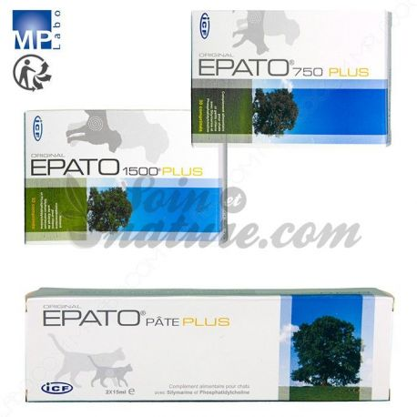 EPATO 1500 STOORNISSEN LEVER DOG MP LAB 32 tabletten