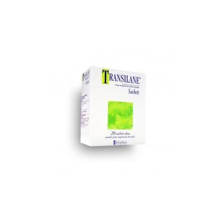 Transilane psyllium laxative bag on sale in our organic
