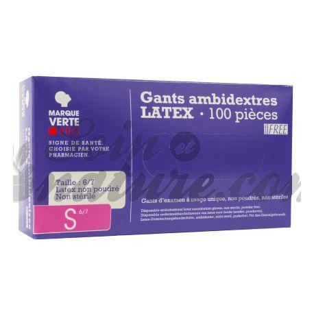GUANT LATEX NO Ambidiestro POLS CAIXA 100