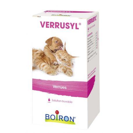 VERRUSYL Boiron PA Veterinair Homeopathie FLES DROP ORAL 30ML