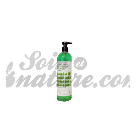 Shower Gel Green Tea Green Mark overvette 500 ML
