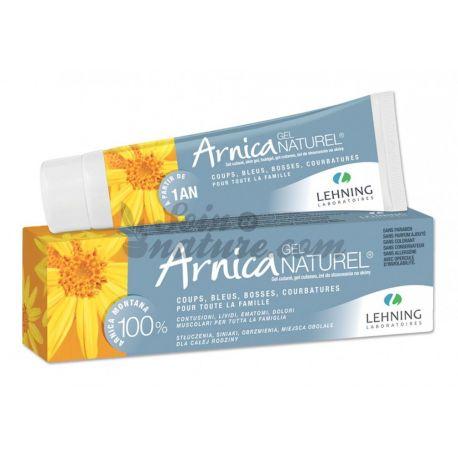 Lehning Arnica Gel 50g Natural