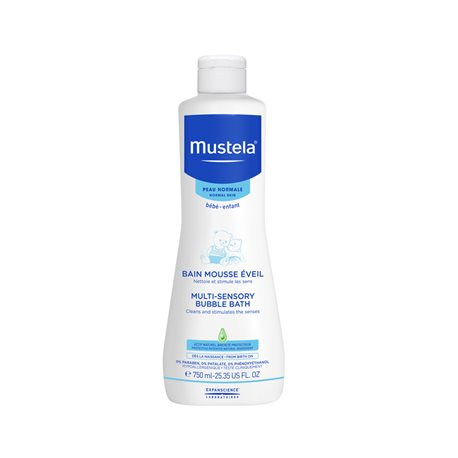 MUSTELA BATH FOAM AWAKENING 750ML