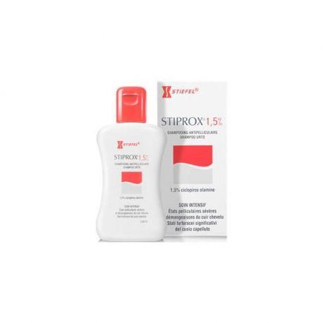 Stiprox 1,5% SHAMPOO INTENSIEVE ANTI STIEFEL