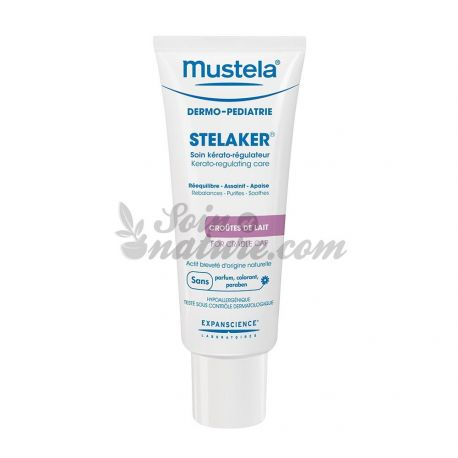 MUSTELA Stelaker KERATO CARE 40ML REGULATOR