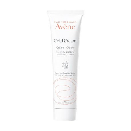 AVENE COLD CREAM PEAUX SENSIBLE TUBE 100ML