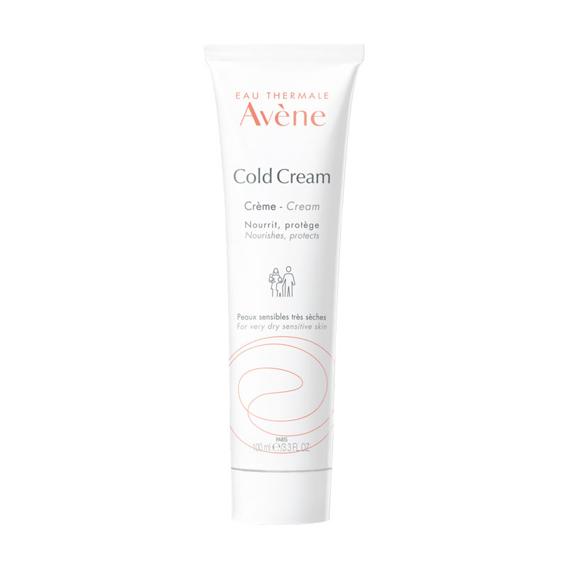 avene cold cream peaux sensible tube 100ml. Black Bedroom Furniture Sets. Home Design Ideas