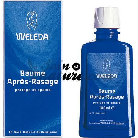 AFTER SHAVE BALM WELEDA BOTTLE 100ML