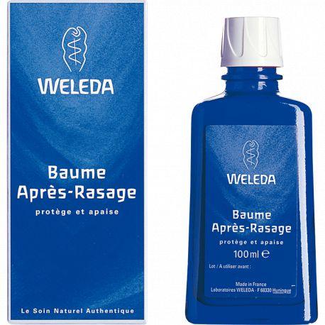 WELEDA BAUME APRÈS RASAGE FLACON 100ML