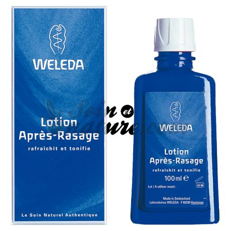 MEN AFTER SHAVE LOTION WELEDA 100ML