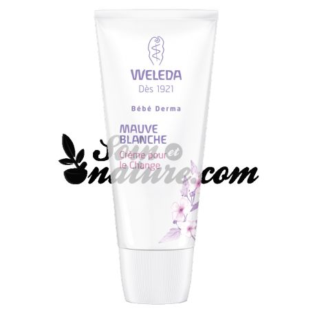 Weleda BABY CHANGE DERMA CREAM PURPLE WHITE 50ML