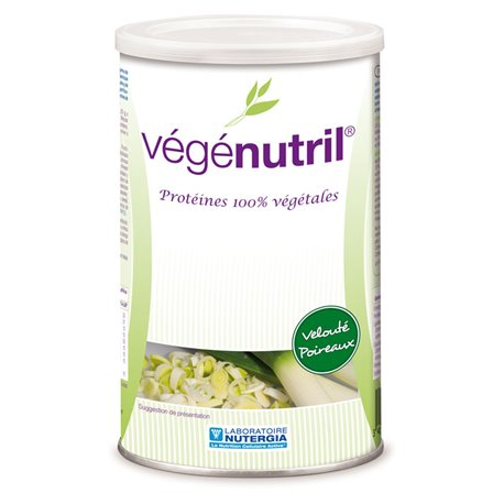 NUTERGIA Lauch-Suppe POT 300G Vegenutril