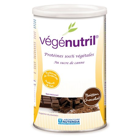 Vegenutril DRINK CHOCOLATE 300G NUTERGIA