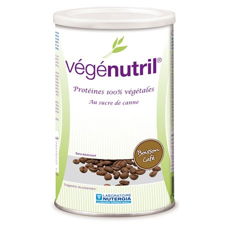 VEGENUTRIL COFFEE DRINK NUTERGIA 300G