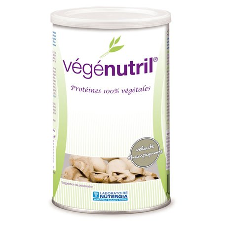 CHAMPIGNONSOEP VEGENUTRIL NUTERGIA 300G