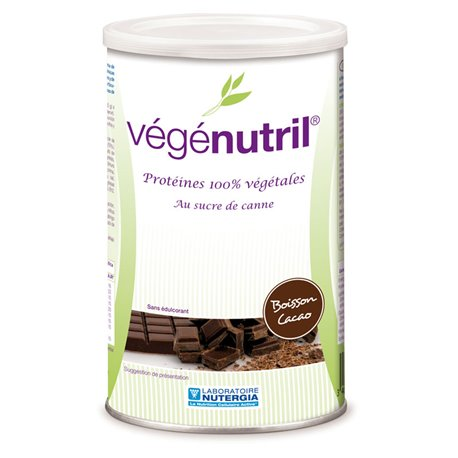 VEGENUTRIL DRINK COCOA NUTERGIA 300G