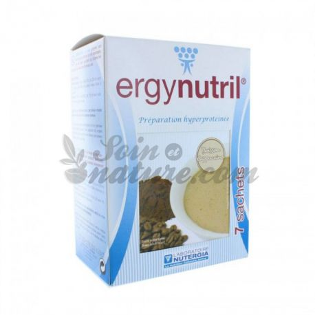 ERGYNUTRIL DRINK CAPPUCINO 7 BAGS
