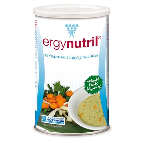 NUTERGIA ERGYNUTRIL SOUP VEGETABLES 300G