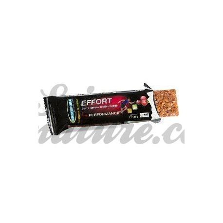 ERGYSPORT NUTERGIA EFFORT FRUITS ROUGE