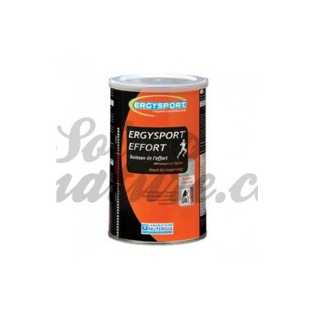 ERGYSPORT BOISSON EFFORT ORANGE 6 STICKS