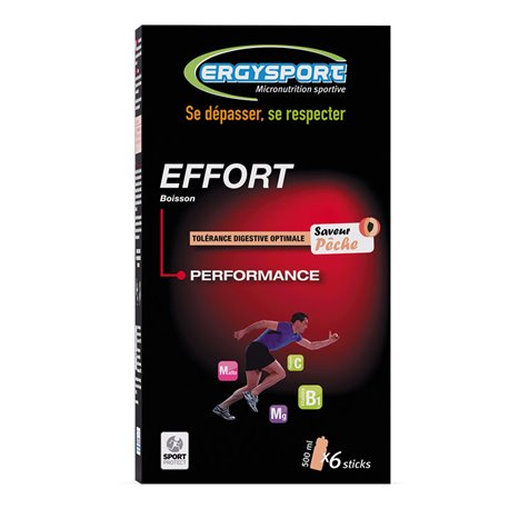 NUTERGIA ERGYSPORT EFFORT PECHE 6 STICKS