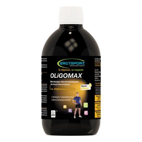 Nutergia OLIGOMAX ERGYSPORT 500ML