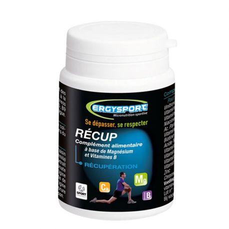 NUTERGIA Ergysport RECUP 60 capsules