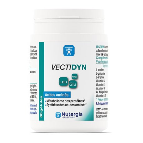 VECTI DYN NUTERGIA 60 capsules