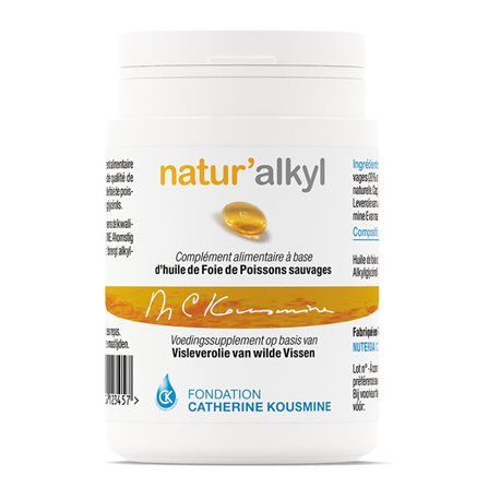 NUTERGIA NATUR'ALKYL 90 CAPSULES
