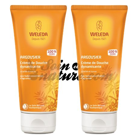 WELEDA ARGOUSIER SHOWER CREAM 200ML