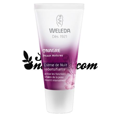 WELEDA TEUNISBLOEM CREAM NIGHT 30 ML verstevigend