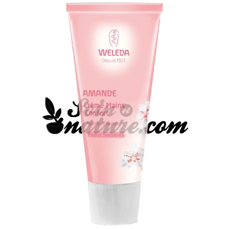 WELEDA HAND CREAM ALMOND 50ML COMFORT