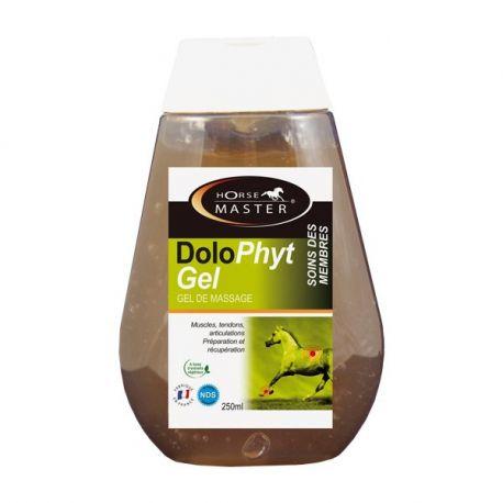 DOLOPHYT MITGLIEDER HORSE Massage Gel 250ml