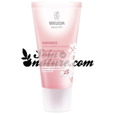 Weleda Mandel absoluten Komfort FLUID 30ML