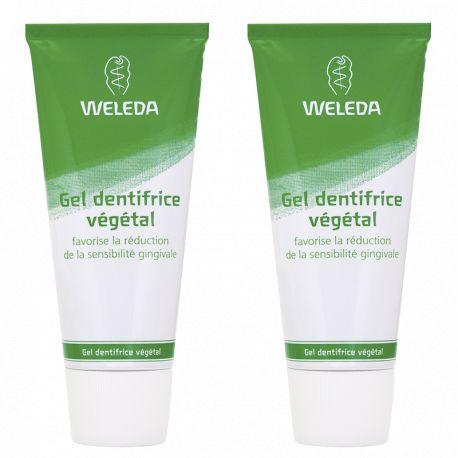 PLANT GEL tube tandpasta 75ML WELEDA