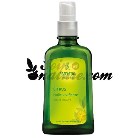 OIL 100ML WELEDA CITRUS INVIGORATING