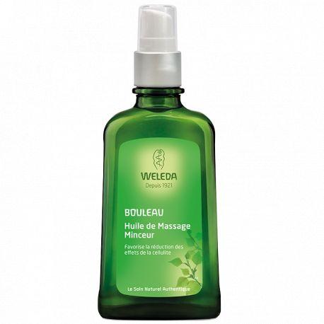 Schlankheits-Massage Öl 100ml WELEDA