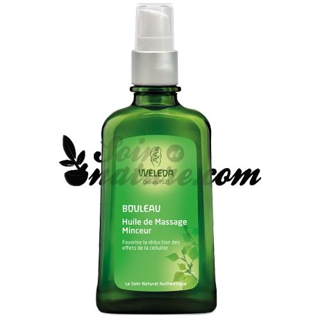 SLIMMING MASSAGE OIL 100ML WELEDA