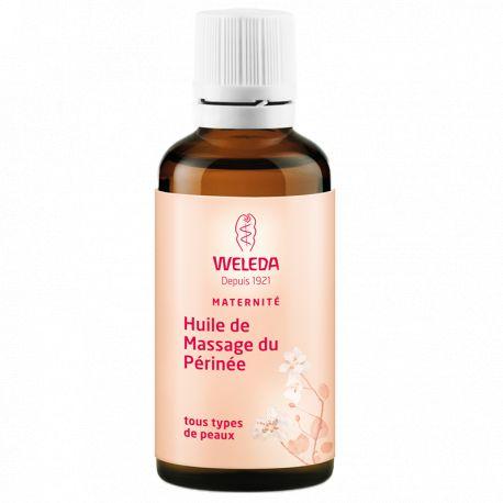 WELEDA MASSAGE OIL 50ML Perineale