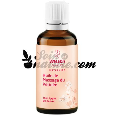 WELEDA OLIO MASSAGGIO 50ML perineale