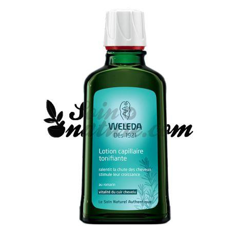 WELEDA ROSEMARY óleo de cabelo TONING 100ML