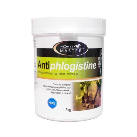 Antiphlogistine 1,5 kg impiastro emolliente e cavalli emollienti