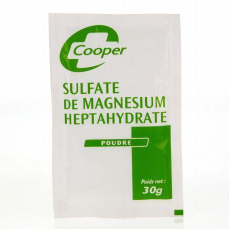 Sulfato de magnésio 1 BAG