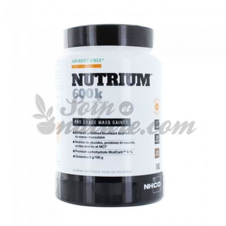 NHCO Nutrição 600K Chocolate 1 kg